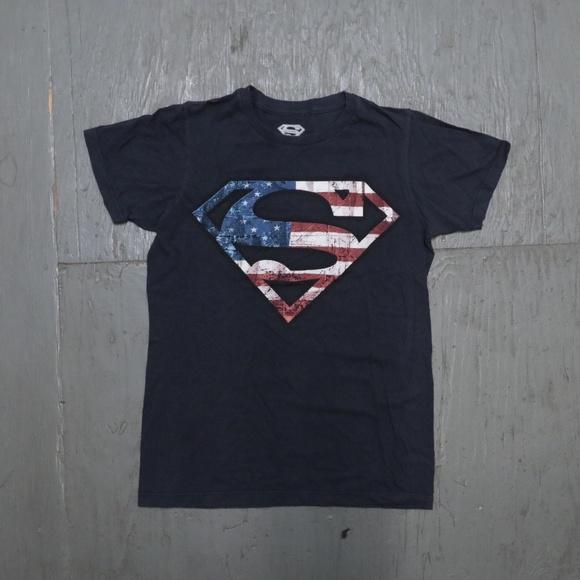 Superman DC Comics Justice League Shirt